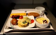 What Do Airline Meals Look Like From Around The World?