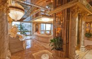 Inside Donald Trump's $100-million Penthouse in New York City