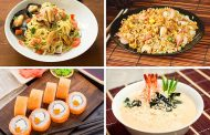 What you can eat for $30 in different countries around the world