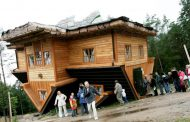 Top Strange Looking Homes That'll Amaze You