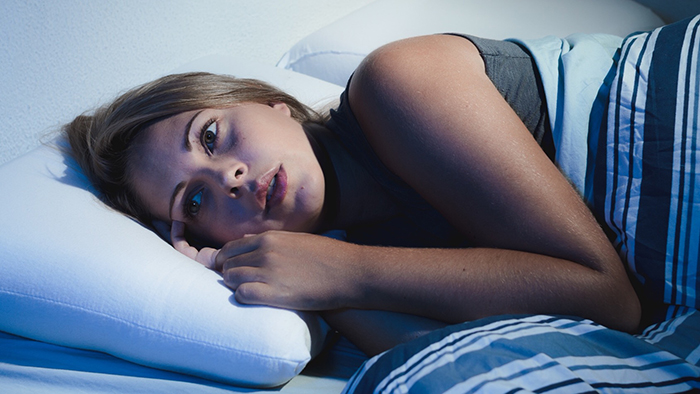Why Your Body Jerks When You're Falling Asleep