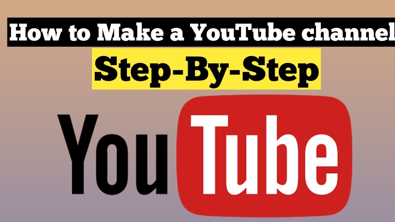How To Set Up Your YouTube Account?